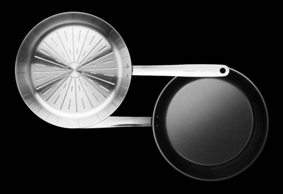 Virtuves trauki ar pārklājumu un bez pārklājuma— kāda ir atšķirība?