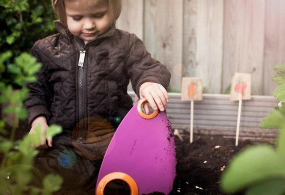 Pārvērtiet dārzkopību rotaļā