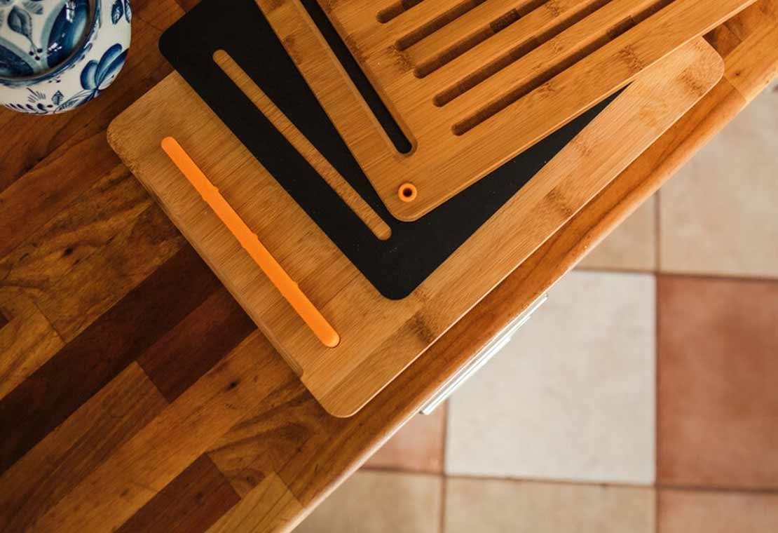 Functional Form bambusa griešanas dēlīšu komplekts